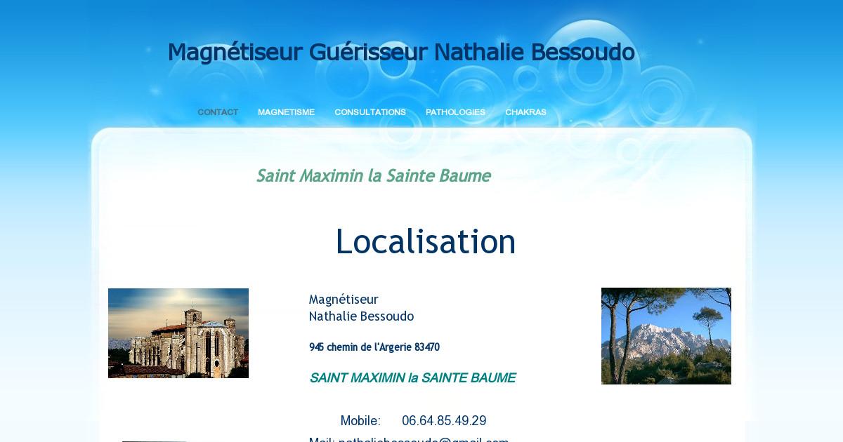 Magn tiseur nathalie bessoudo contact for Garage auto saint maximin la sainte baume